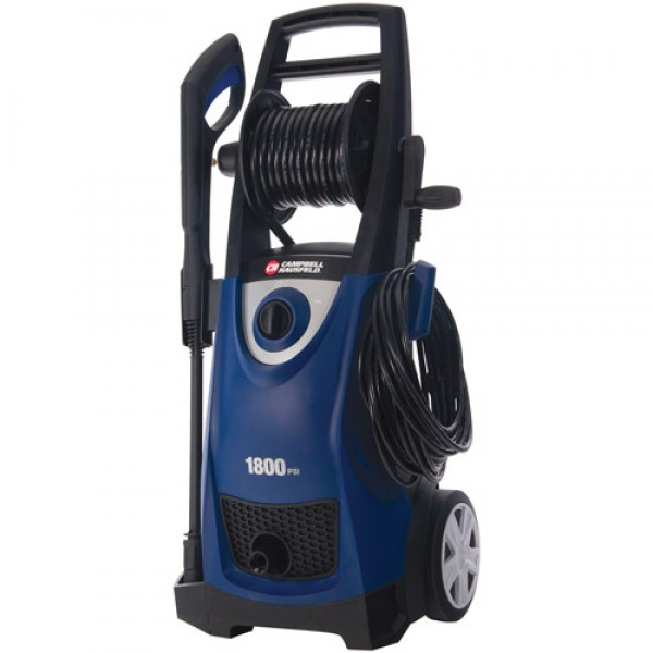 Campbell Hausfeld Electric Pressure Washer 1800 Psi 1 5