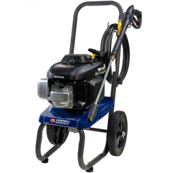 Campbell Hausfeld Gas Pressure Washer 2500 Psi 2 4 Gpm