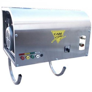 Cam Spray Electric Pressure Washer 2000 PSI - 4 GPM #2000WM/SS