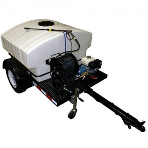 Cam Spray Gas Pressure Washer 2500 PSI - 3 GPM #25006HT