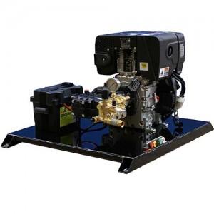 Cam Spray Diesel Pressure Washer 3000 PSI - 4 GPM #3000D