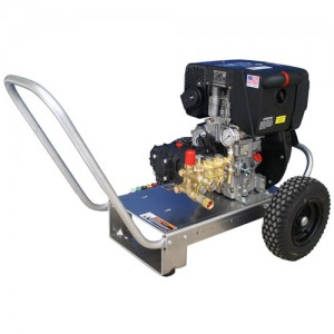 Cam Spray Diesel Pressure Washer 3000 PSI - 4 GPM #3000DXE