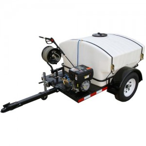 Cam Spray Diesel Pressure Washer 4000 PSI - 4 GPM #4000DT