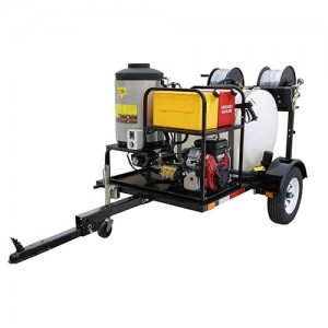 Cam Spray Gas Pressure Washer 4000 PSI - 4 GPM #UV4040V-HOT