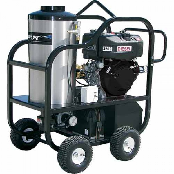 Pressure Pro 4012 15c Pressure Washer 3200 Psi 4 Gpm