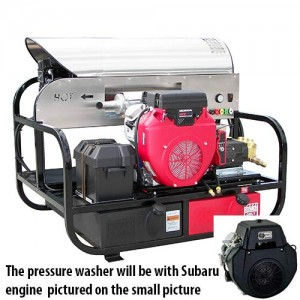 PressurePro Gas Pressure Washer 3200 PSI - 5.2 GPM #6115PRO-30G