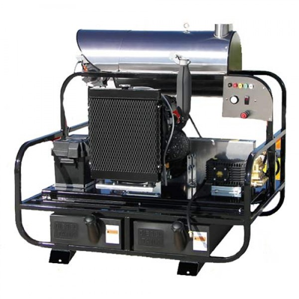 Pressure Pro 8012pro 35kldg Pressure Washer 3500 Psi 8 Gpm