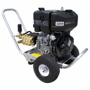 PressurePro Diesel Powered Pressure Washer 3200 PSI - 4 GPM #E4032LDG