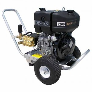 PressurePro Diesel Pressure Washer 3200 PSI - 4 GPM #E4032LDGE