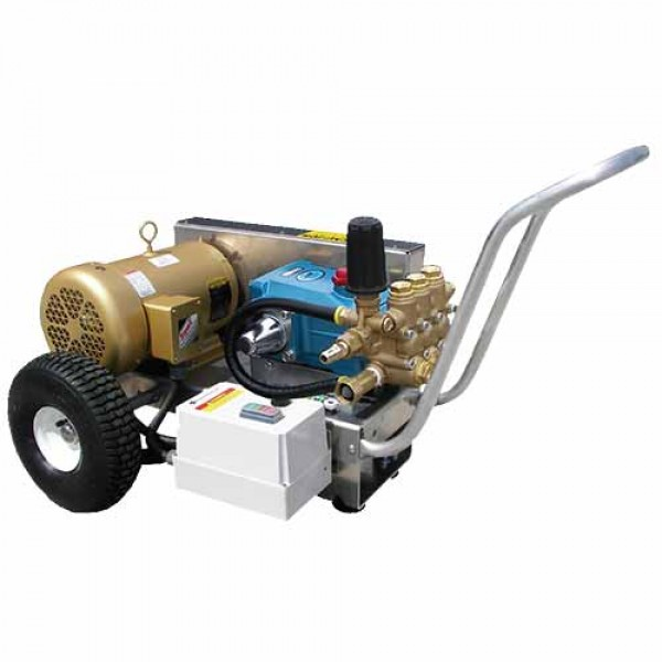 Shark belt drive pressure washer