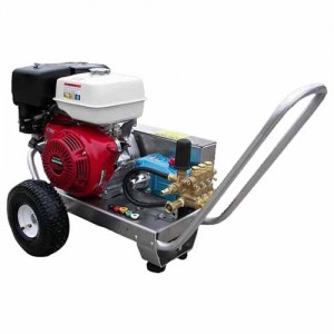 PressurePro Gas 3500 PSI Pressure Washer - 4 GPM #EB4035HC