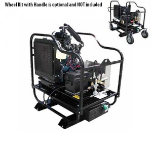 PressurePro Diesel Pressure Washer 3000 PSI - 10 GPM #HDCV1030KLDG