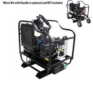 PressurePro Diesel Pressure Washer 3500 PSI - 5.5 GPM #HDCV5535KLDG