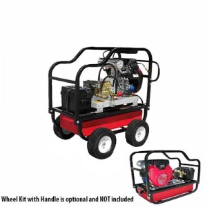 PressurePro Gas Pressure Washer 3500 PSI - 5.5 GPM #HDCV5535VG