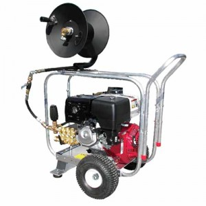 PressurePro Gas Pressure Washer 2700 PSI - 3 GPM #J/D3027HG
