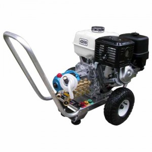 Gas Pressure Washer 4200 PSI - 4 GPM #PPS4042HC