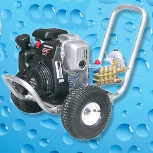 PressurePro Gas Rigid Power Washer 2700 PSI - 2.5 GPM #SP2700HC