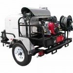 PressurePro Gas Pressure Washer 4000 PSI - 5 GPM #TR5012PRO-40VA