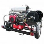 PressurePro Gas Pressure Washer 4000 PSI - 5.5 GPM #TR6012PRO-40HG