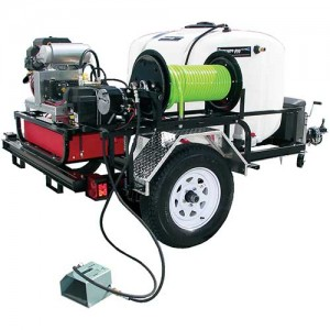 PressurePro Gas Pressure Washer 3500 PSI - 5.5 GPM #TRHDCJ/VB5535VG