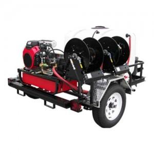 PressurePro Gas Pressure Washer 3000 PSI - 8 GPM #TRHDCV8030HG
