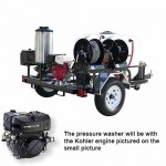 Pressure Pro TRS/4012-32KLDA - 3200 PSI 4 GPM