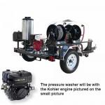 Pressure Pro TRS/4012-32KLDC - 3200 PSI 4 GPM