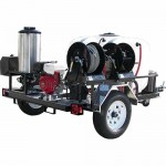 Pressure Pro TRS/4012-40HA - 4000 PSI 4 GPM