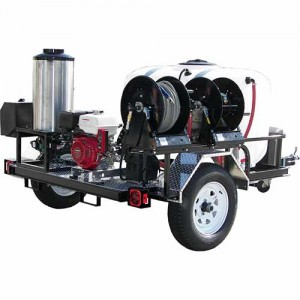 PressurePro Gas Pressure Washer 4000 PSI - 4 GPM #TRS/4012-40HA