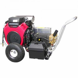 PressurePro Gas Pressure Washer 5000 PSI - 4.5 GPM #VB4550HGEA510