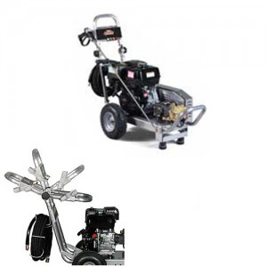 Shark Gas Pressure Washer 3500 PSI - 3.7 GPM #BGA-373537