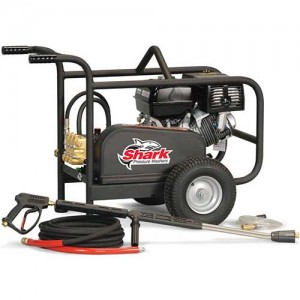 Shark Gas Pressure Washer 4000 PSI - 4 GPM #BR-404027