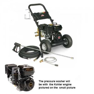 Shark Gas Pressure Washer 2700 PSI - 2.5 GPM #DD-252797