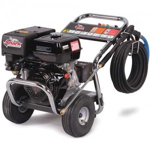 Shark Gas Pressure Washer 3500 PSI - 3.8 GPM #DG-383537