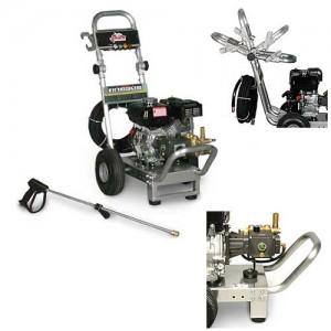Shark Gas Pressure Washer 2700 PSI - 2.5 GPM #DGA-252737