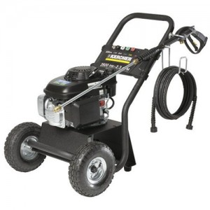 Shark Gas Pressure Washer 2600 PSI - 2.3 GPM #RG-232637