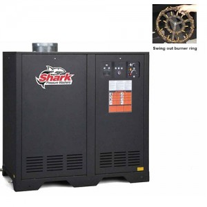 Shark Electric Pressure Washer 3200 PSI - 8 GPM #SNG8-32024F