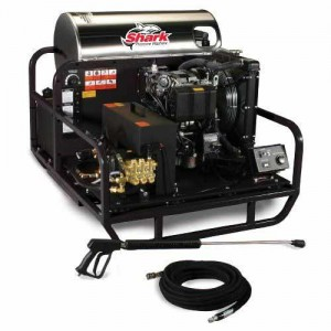 Shark Diesel Pressure Washer 3500 PSI - 5.6 GPM #SSD-603567E