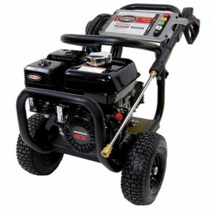 Simpson 3200 PSI Gas Pressure Washer ALH3228