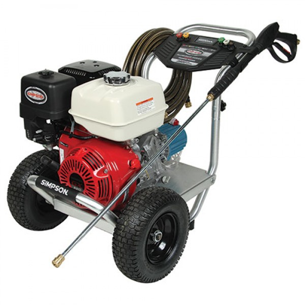 Simpson Alh3835 Pressure Washer 3800 Psi 3 5 Gpm
