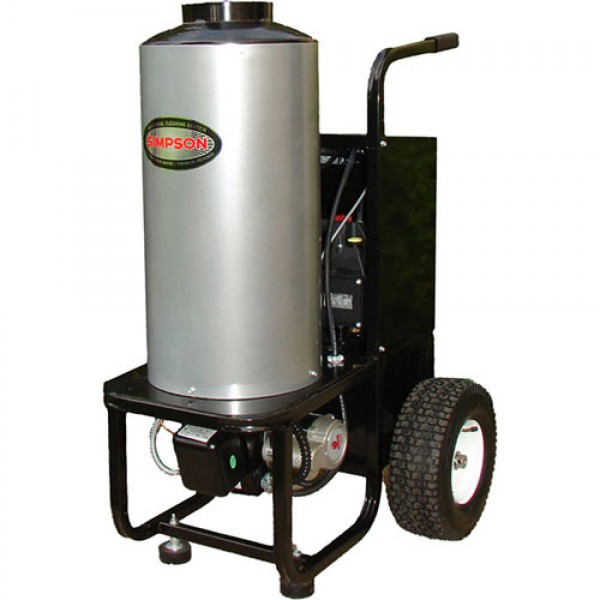 Simpson Mb1223 Pressure Washer 1200 Psi 2 3 Gpm