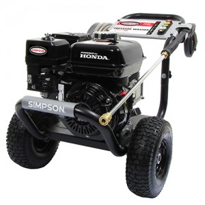 Simpson 3200 PSI Gas Pressure Washer PS3228