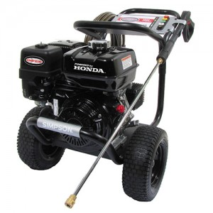 Simpson 3800 PSI Gas Pressure Washer PS3835