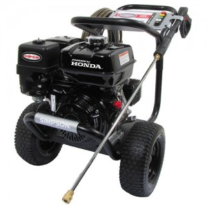 Simpson 4000 PSI Gas Pressure Washer PS4033