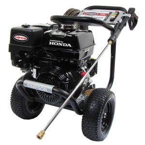 Simpson 4200 PSI Gas Pressure Washer PS4240
