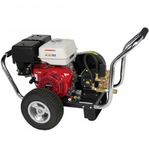 Simpson 3200 PSI Gas Pressure Washer WB3200