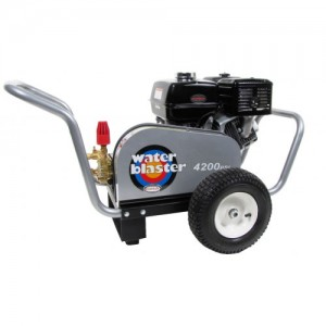 Simpson 4200 PSI Gas Pressure Washer WB4200