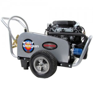 Simpson 5000 PSI Gas Pressure Washer WS5040