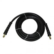 "AR Braided rubber hose 25-Foot (3/8"") 3000 PSI #AR253830SSP"