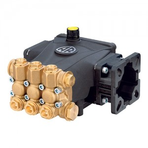 """AR 2500 PSI 3 GPM 3/4"""" Hollow shaft with F8 flange Pressure Washer Pump # RCV3G25D-F7"""